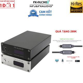 DAC giải mã cao cấp FX- audio SQ5 AKM PCM 192Khz 24bit - Fullbox - Chất lượng cao. (Còn hàng) thumbnail