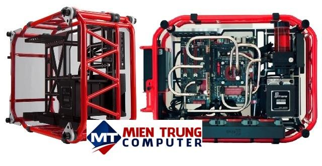 Case IN WIN D-Frame Open Air Chassis - Limited Edition