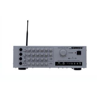 Amply Arirang Sonics PA-203WM + Kèm 2 Micro Không dây thumbnail