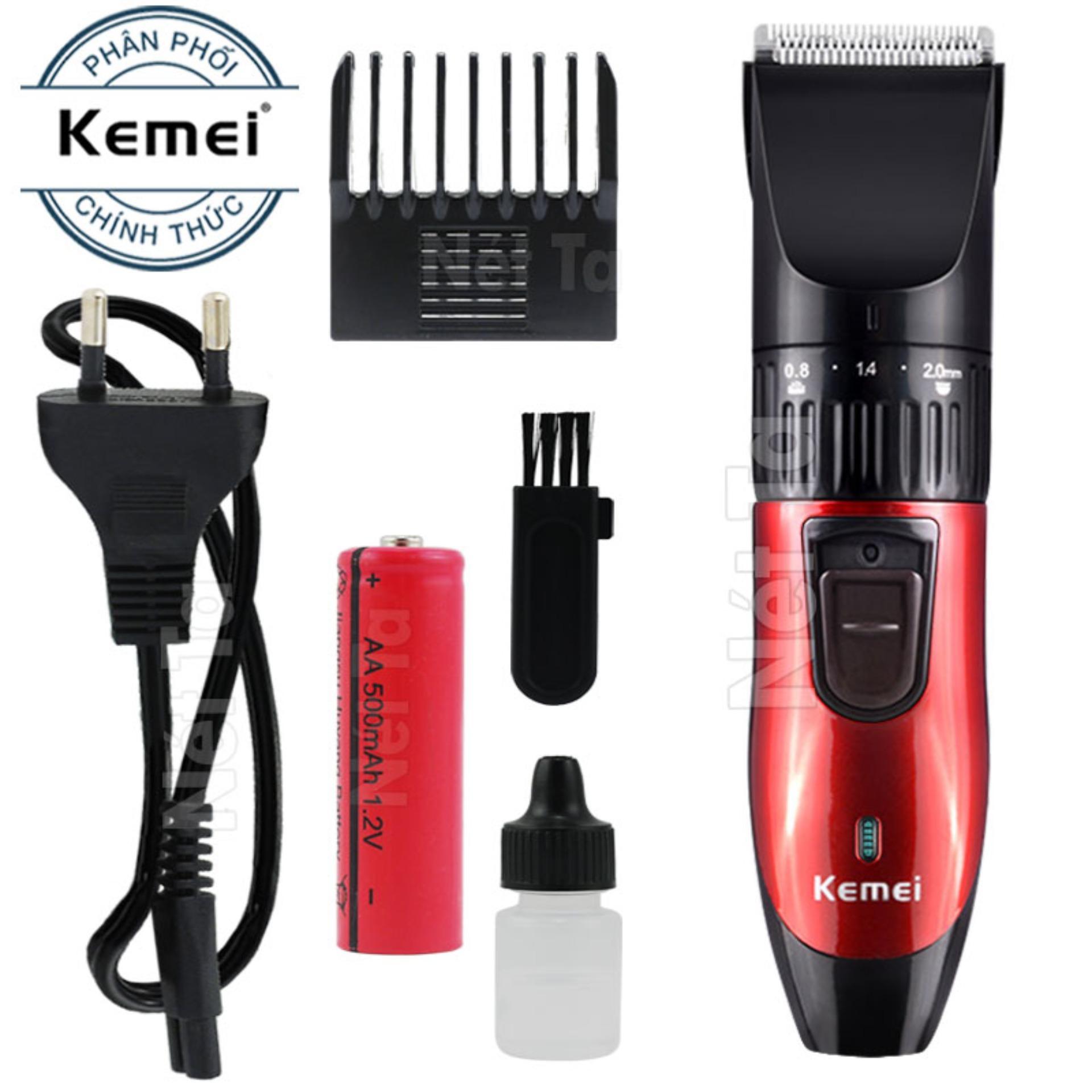 Hình ảnh Tông đơ cắt tóc cho trẻ em KEMEI KM-730 - Hãng phân phối chính thức