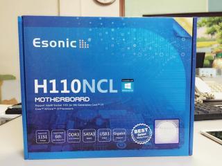 Bo mạch chủ Main H110 Esonic full box thumbnail