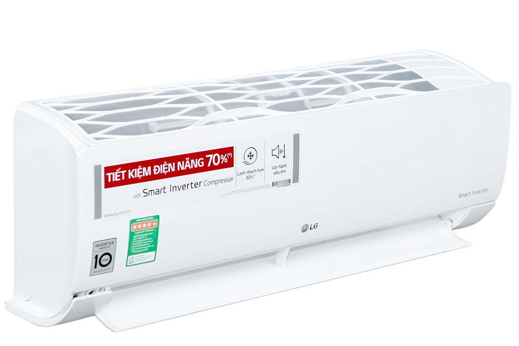Điều hòa LG V13ENS 1 chiều Inverter 12000 Gas R32
