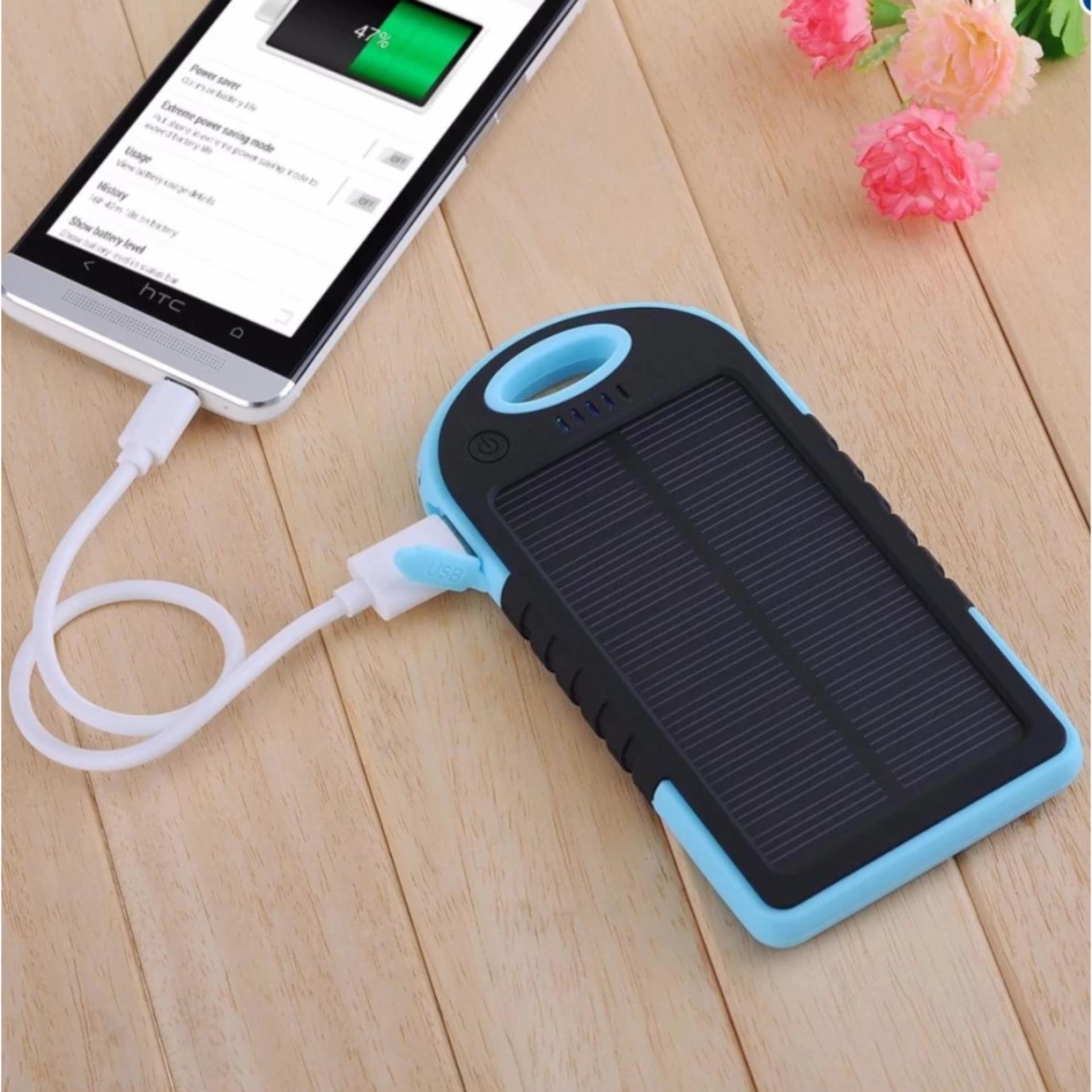 Hình ảnh Pin sạc dự phòng năng lượng mặt trời