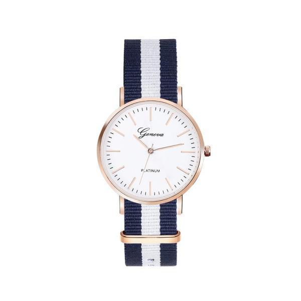 Đồng hồ thời trang Unisex dây vải nato Geneva PKHRGE058 (35 mm)