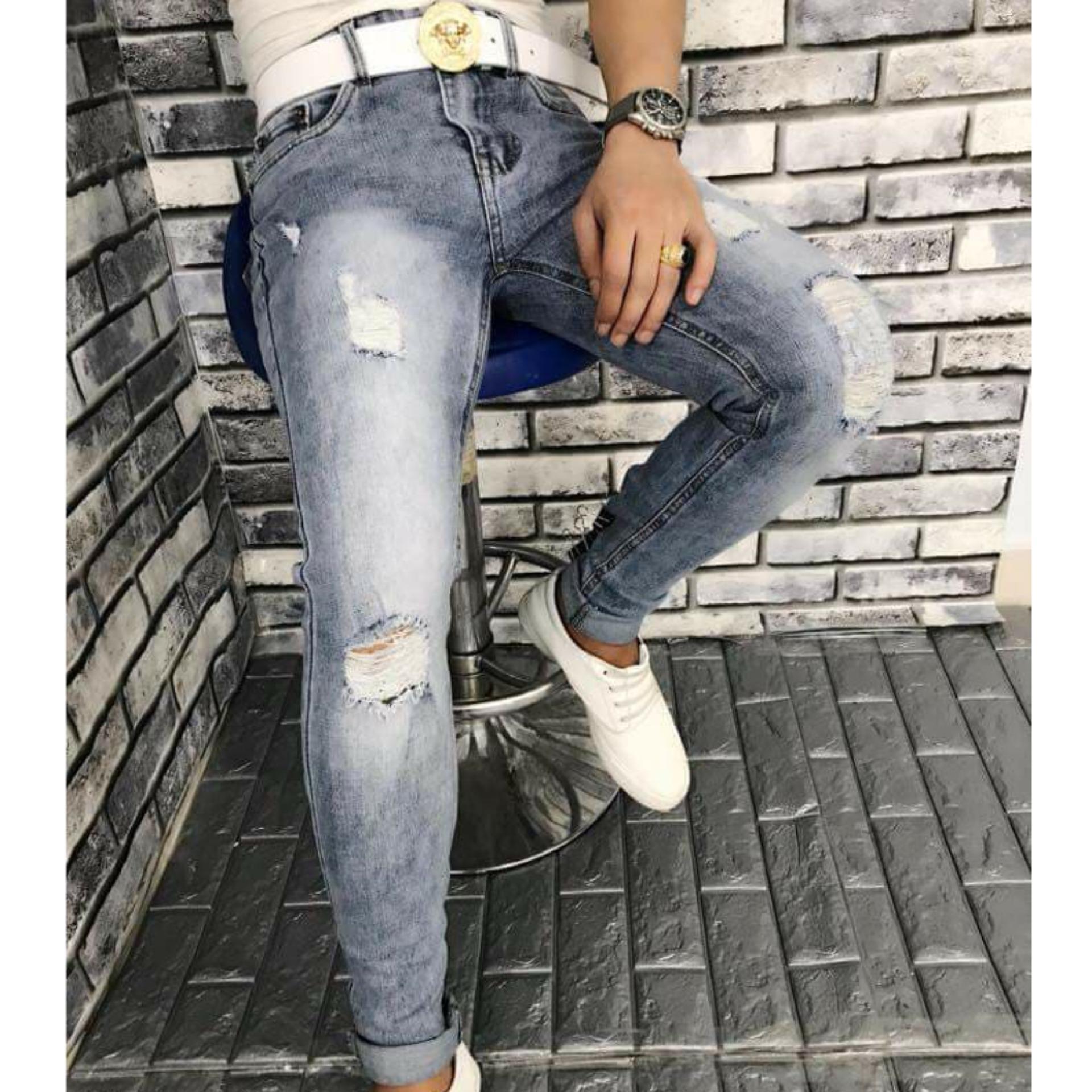 Bán Quần Jeans Nam Ms 116 Hồ Chí Minh