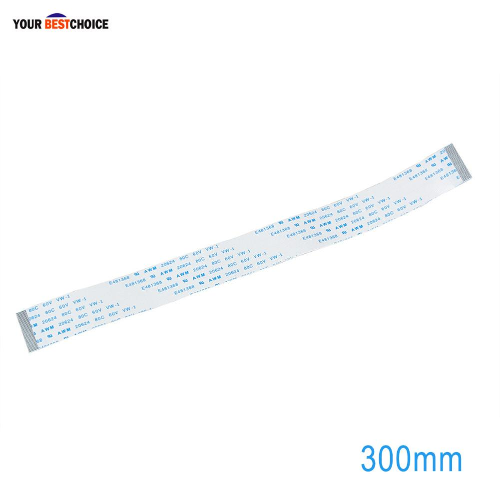 YBC Flat Flexible Cable FFC FPC LCD Screen Connection Durable Portable 36 Pin 0.5 Pitch