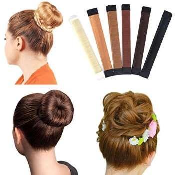Thanh kẹp búi 16 kiểu tóc