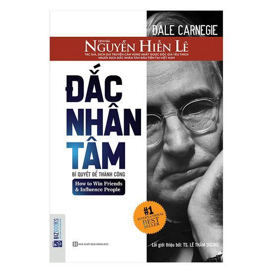 Mua Đắc Nhân Tâm - Bản Dịch Gốc Từ Nguyễn Hiến Lê
