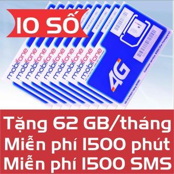 SIM 4G/3G MOBIFONE DATA 60 GB/THÁNG + 1.500 phút + 1.500 tin nhắn