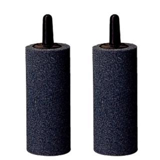 Bộ 2 sủi oxy, đá sủi oxy, quả sủi oxy Loại tốt, Cỡ trung đường kính 3cm, cao 5.3cm, nặng 60gr dùng cho Máy sủi oxy, Máy sục khí - Tăng lượng khí oxy bể cá - Giúp cá lớn nhanh, phát triển mạnh 1