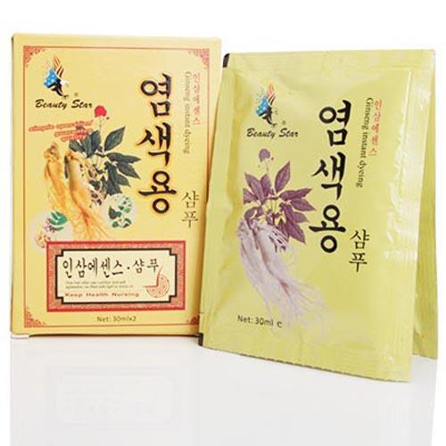 Dầu Gội Phủ Bạc Thảo Dược Hàn Quốc