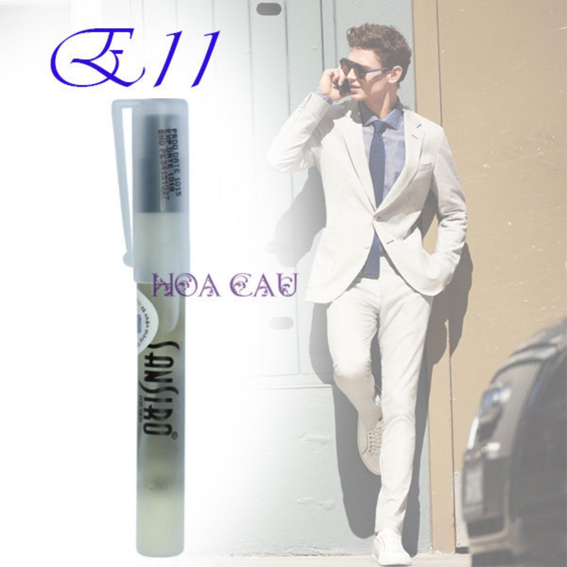 NƯỚC HOA SANSIRO E11
