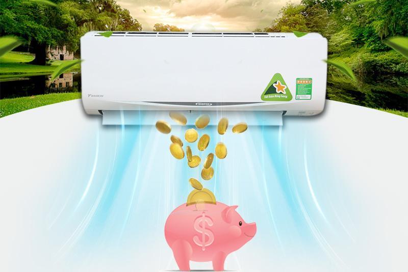 Bảng giá Máy lạnh Daikin Inverter 1 HP FTKC25QVMV