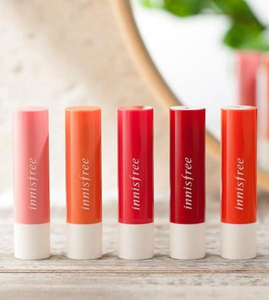 Son dưỡng Innisfree Glow Tint Lip Balm giá rẻ