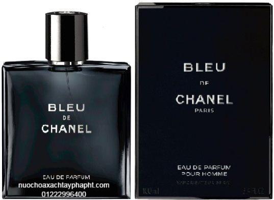 Nước hoa Nam Chanel Bleu Eau de parfum 100ml