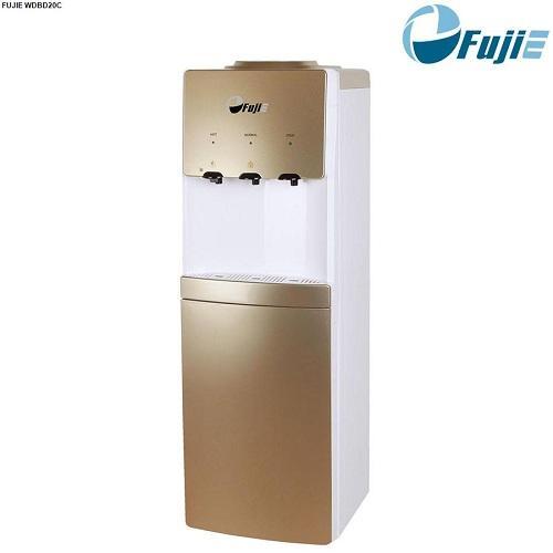 Cây nước nóng lạnh cao cấp 3 vòi FujiE WDBD20C[vàng ánh kim]