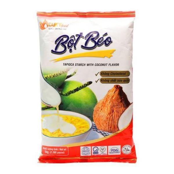 Bột Béo ĐẶC BIỆT Tài Ký 1kg  - Nước cốt dừa, kem lạnh, các món chè