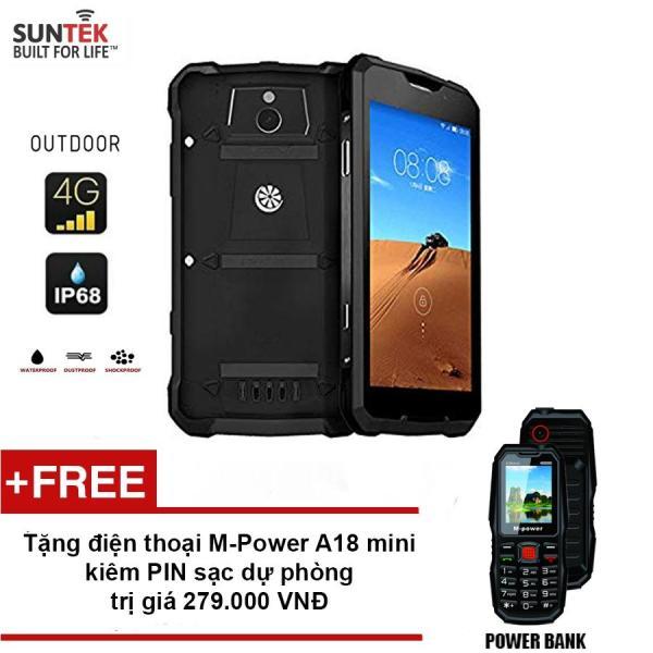 Điện thoại SUNTEK Voga V1 + Tặng điện thoại M-Power A18 mini