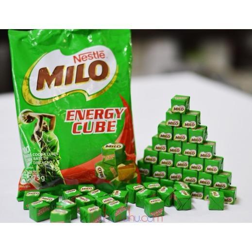 Hình ảnh Kẹo Milo Cube bịch 100 viên (275gram) - date T8/2019