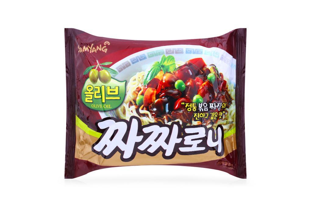 Mì tương đen SAMYANG Hàn Quốc