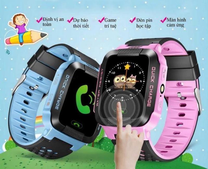 Nơi bán Đồng hồ định vị trẻ em thông minh GPS Tracker Y21G AT170