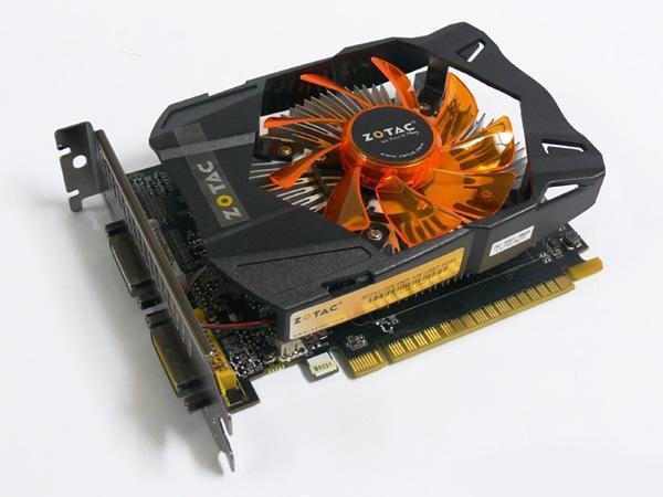 Hình ảnh Card Hình, VGA Zotac GTX 650TI 2G DDR5