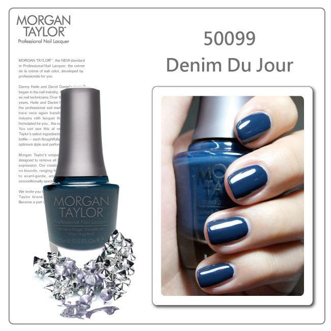 Sơn móng Morgan Taylor Denim Du Jour 50099 15ml tốt nhất