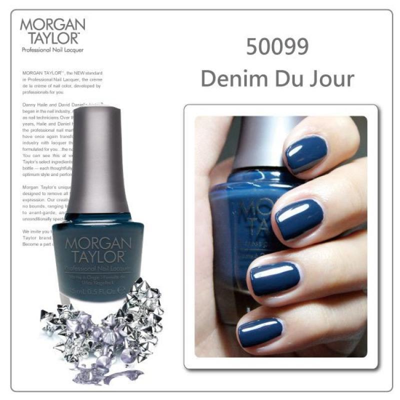 Sơn móng Morgan Taylor Denim Du Jour 50099 15ml nhập khẩu