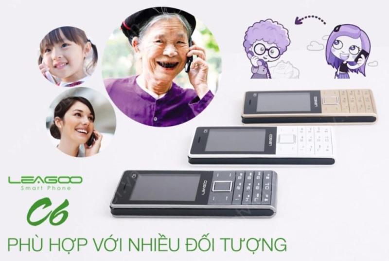 Điện thoại Leagoo C6