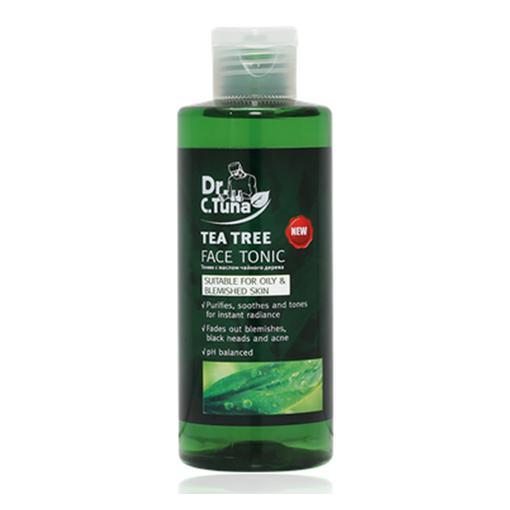 Nước Hoa Hồng Trị Mụn Dr. C.Tuna Tea Tree Face Tonic - Farmasi