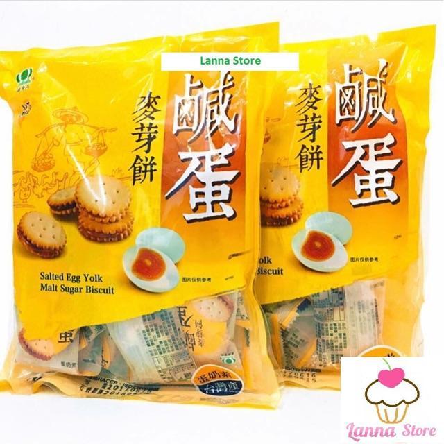 Bán Banh Quy Nhan Trứng Muối Dẻo Đai Loan No Brand
