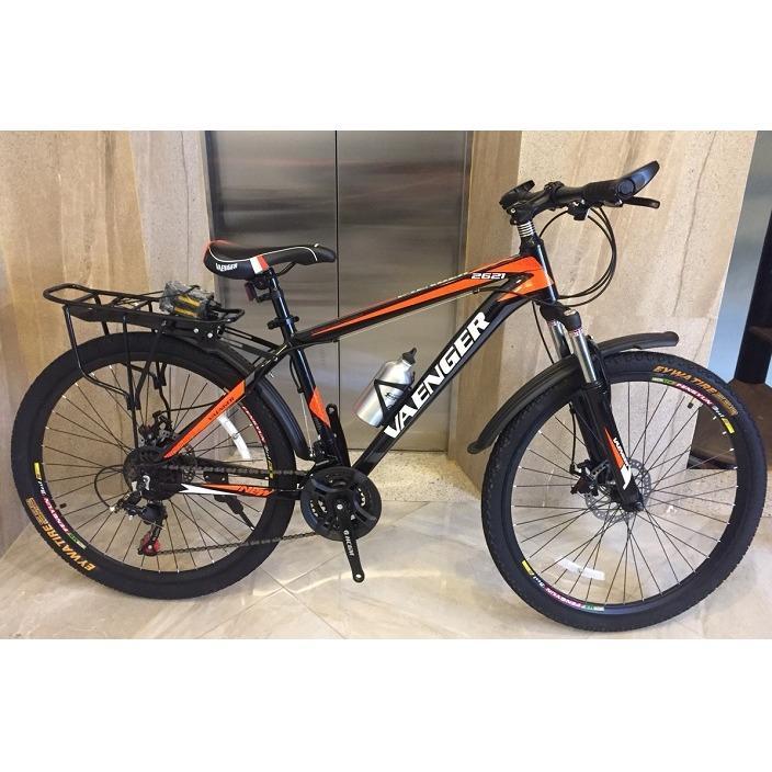 xe đạp thể thao giá rẻ VAENGER 26″ (khung nhôm)