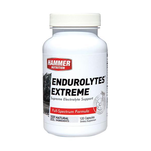 Viên uống điện giải - Hammer Nutrition Endurolytes extreme Hộp 120 viên