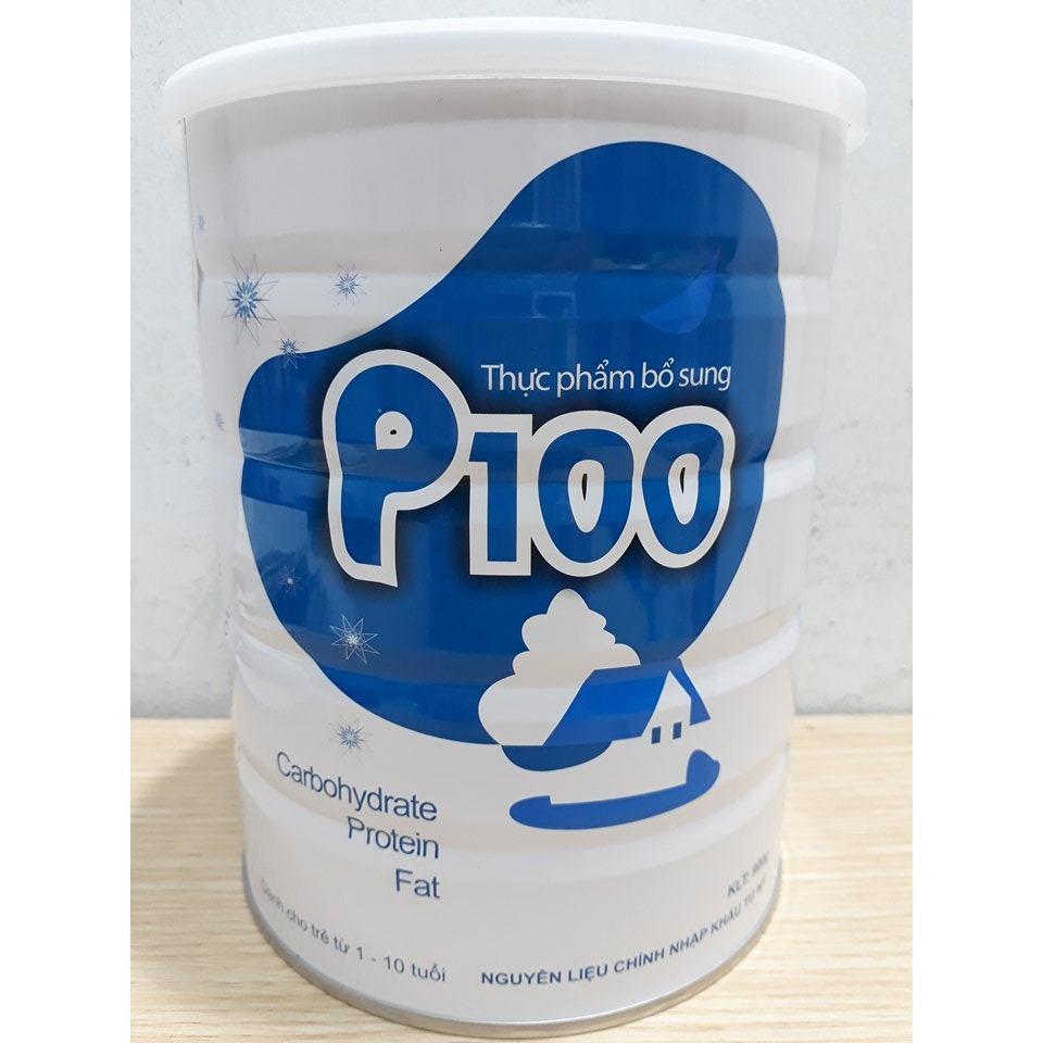Bán Bộ 3 Hộp Sữa P100 900G 1 Tuổi 10 Tuổi Người Bán Sỉ