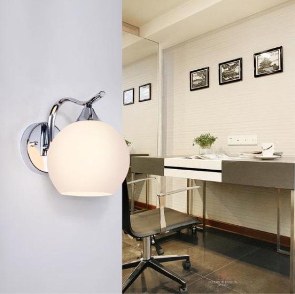 Đèn ốp tường trang trí phòng ngủ cầu thang trong nhà siêu đẹp - Tặng kèm bóng. Cam kết giá rẻ nhất thị trường.