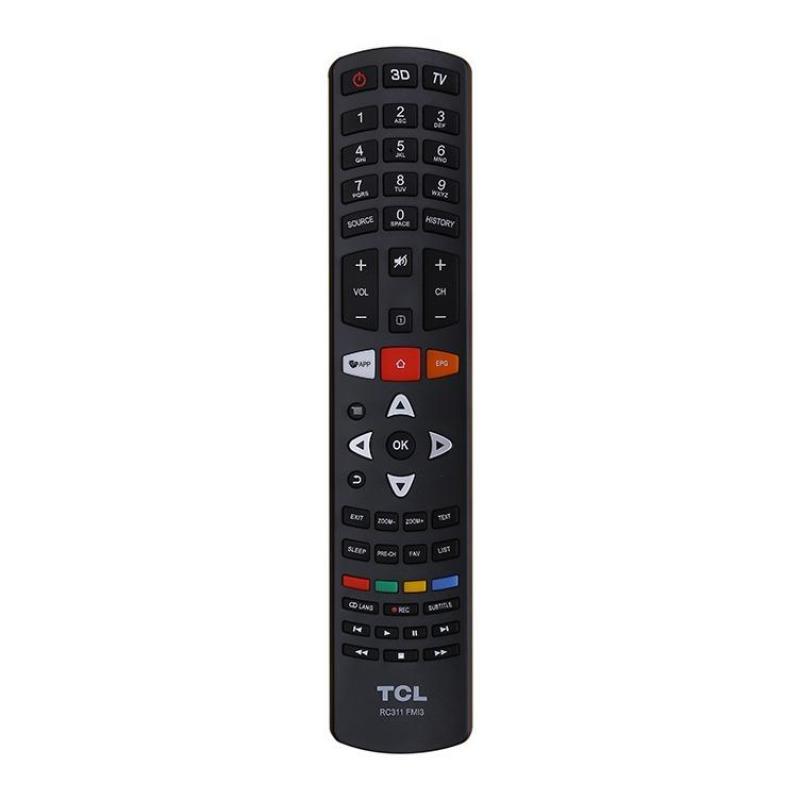 Bảng giá Điều khiển smart tivi TCL -RC311 FM13 (đen)