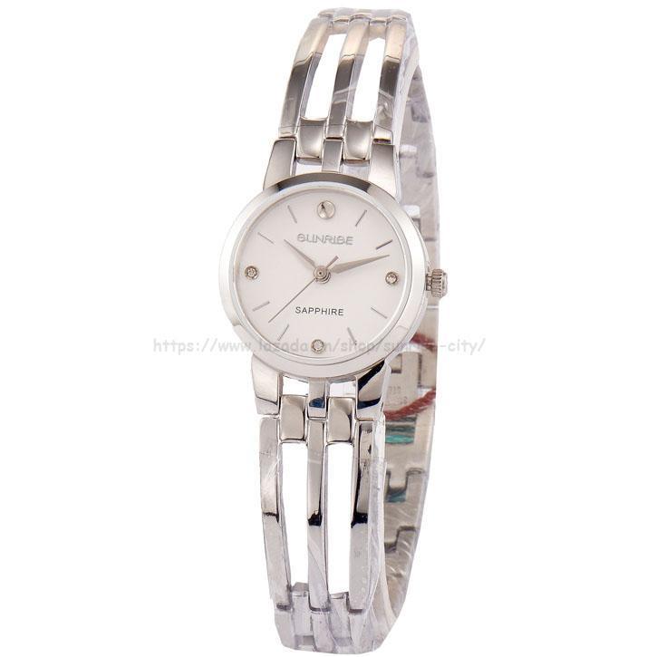 Đồng hồ nữ lắc tay Sunrise 9930SA Fullbox kính Sapphire chống xước