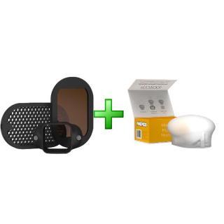 [Trả góp 0%]Bộ tản sáng đèn flash MagMod Basic Kit + MagSphere thumbnail