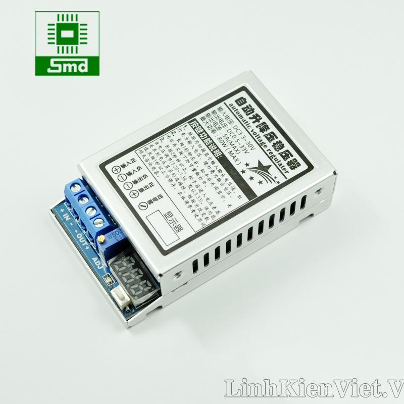 Module ổn áp tự động 0.5-33V 5A (Buck-boost)