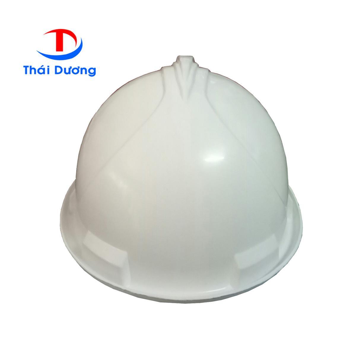 Mũ bảo hộ lao động trắng