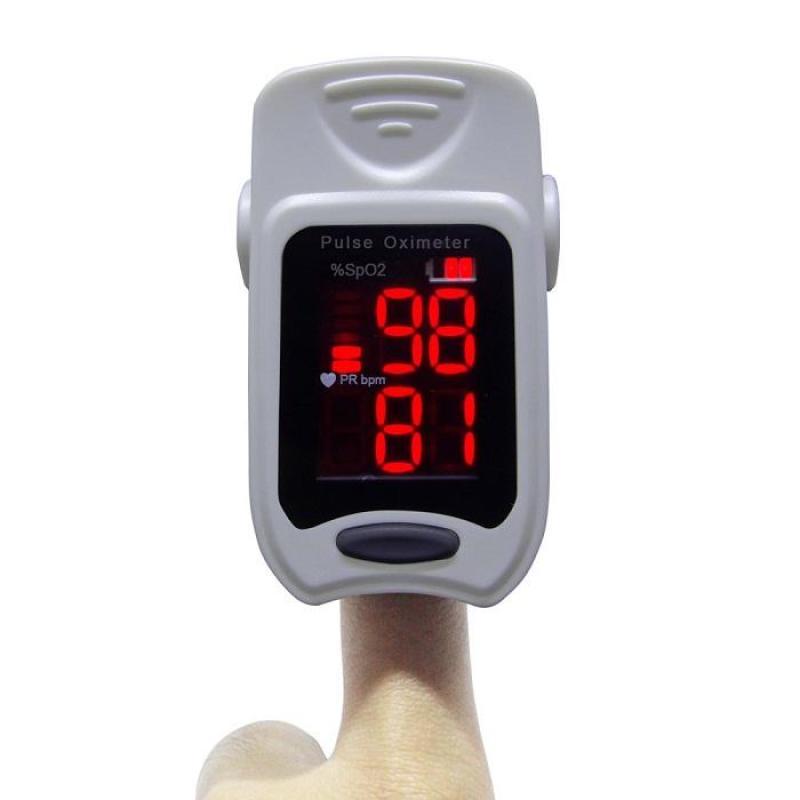 Máy đo nồng độ OXY trong máu và NHỊP TIM SPO2 Imedicare A3 bán chạy