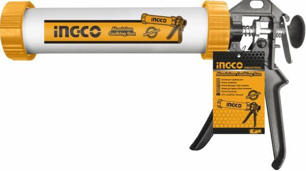 12inch Dụng cụ bơm silicon ống nhôm INGCO HCG0112