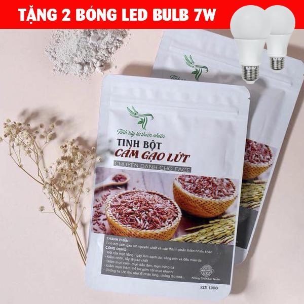 Tinh bột cám gạo lứt nhập khẩu