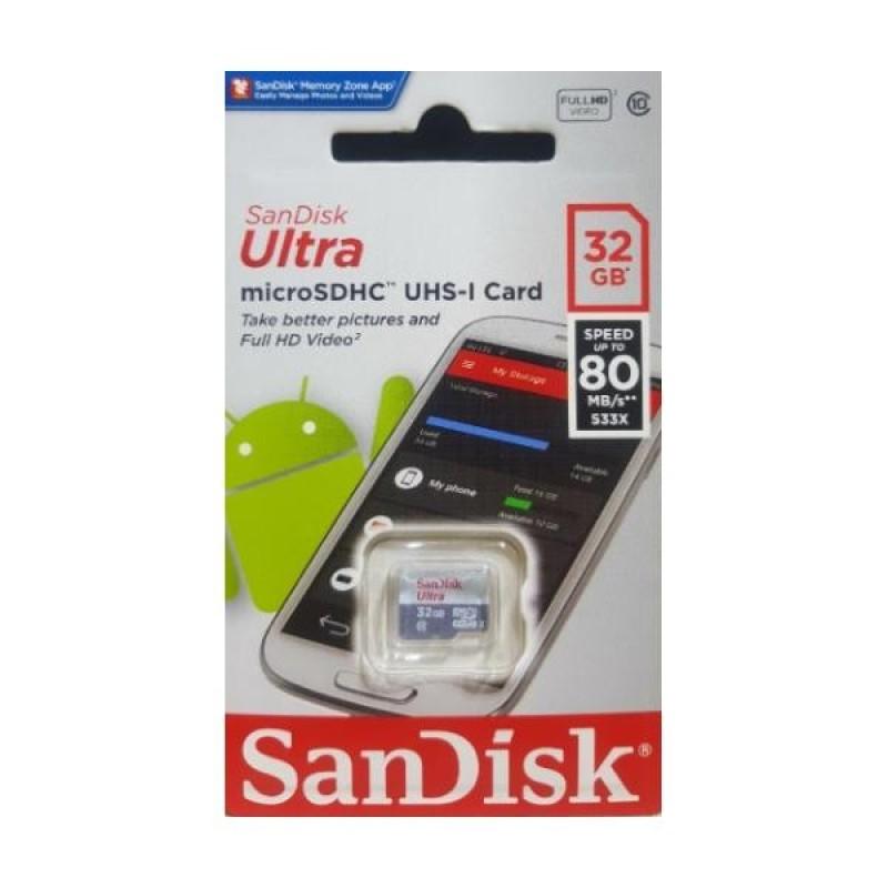 Thẻ 32GB chuyên dùng cho Camera Ultral Sandisk