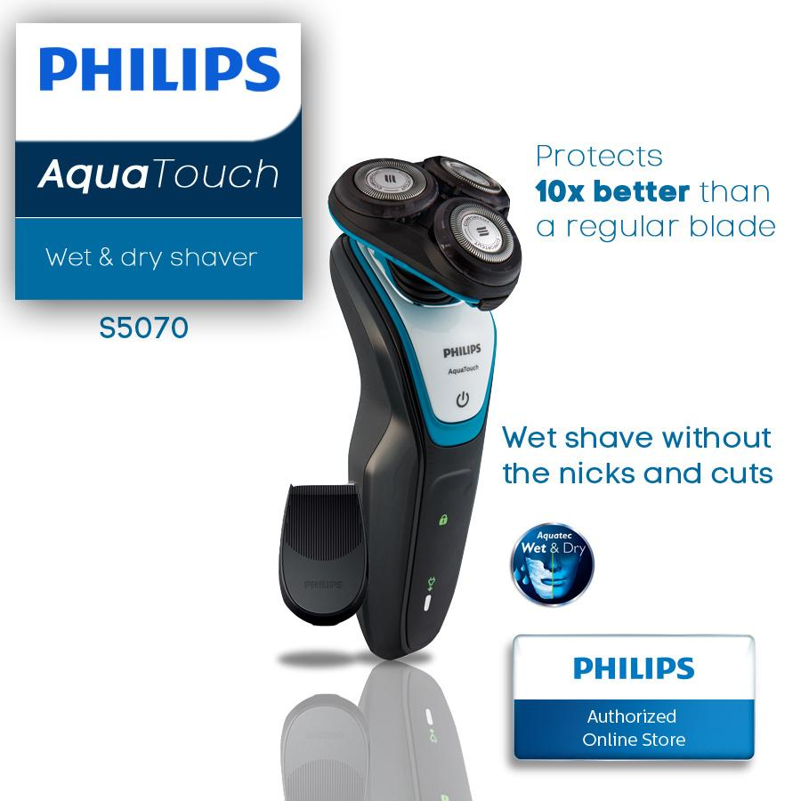 Máy cạo râu Philips S5070 (Đen) (Series 5000 - S5079) tốt nhất
