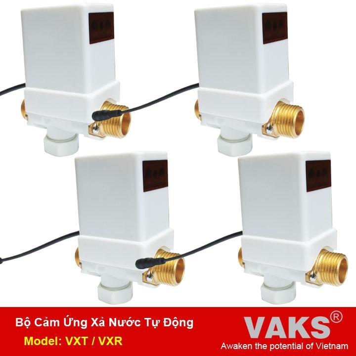 Hình ảnh 04 Bộ xả nước cảm ứng tự động cho bồn tiểu nam VAKS - Model: VXT (dùng điện 12V DC)