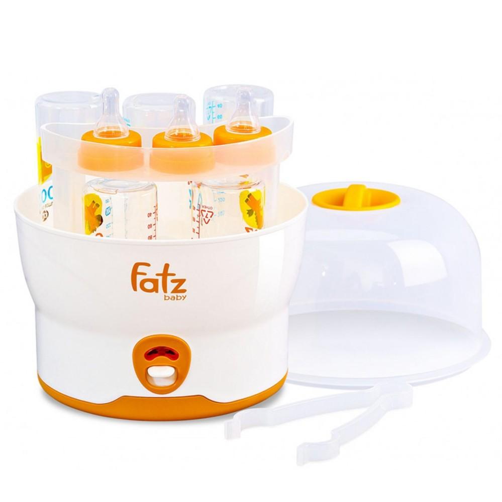 Ôn Tập May Tiệt Trung 6 Binh Sữa Fatzbaby Fb4019Sl Mới Nhất