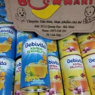 Trà giải nhiệt chống táo bón bebivita đức lọ 400g hương hoa quả date 2020 thumbnail