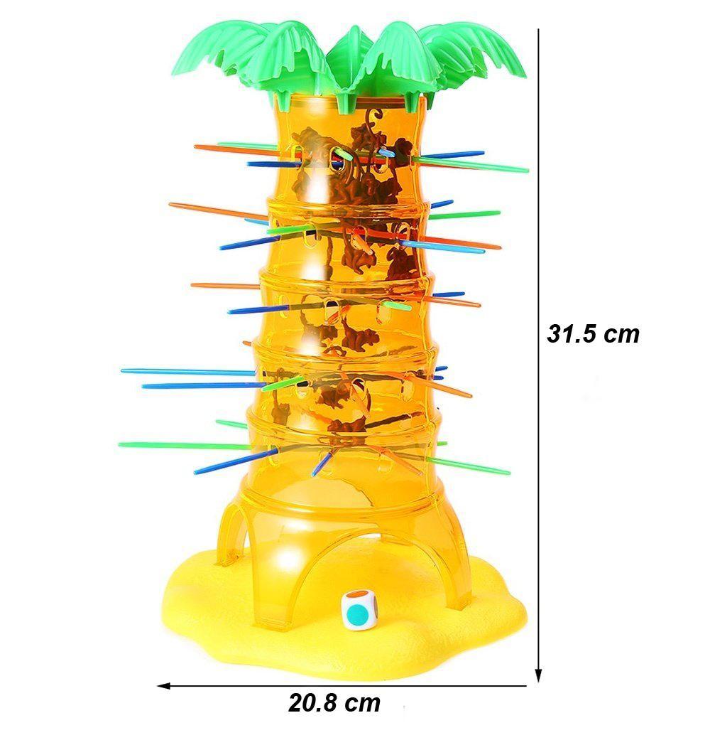 Hình ảnh Trò Chơi Rút Khỉ Tumlind Monkey (Bảng Lớn 30 x 20.5 x 20.5 cm)
