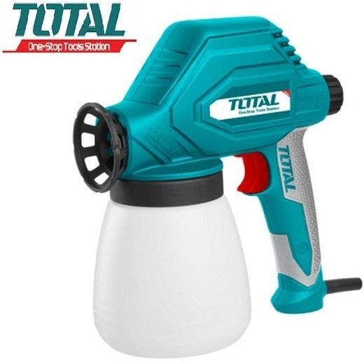 Dụng cụ phun sơn TOTAL TT1006 100W